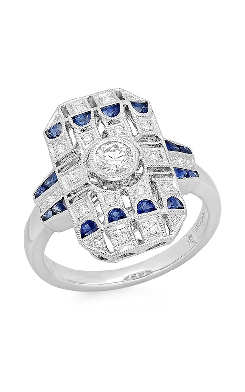 Beverley K Color Engagement ring R9940A-DSD product image