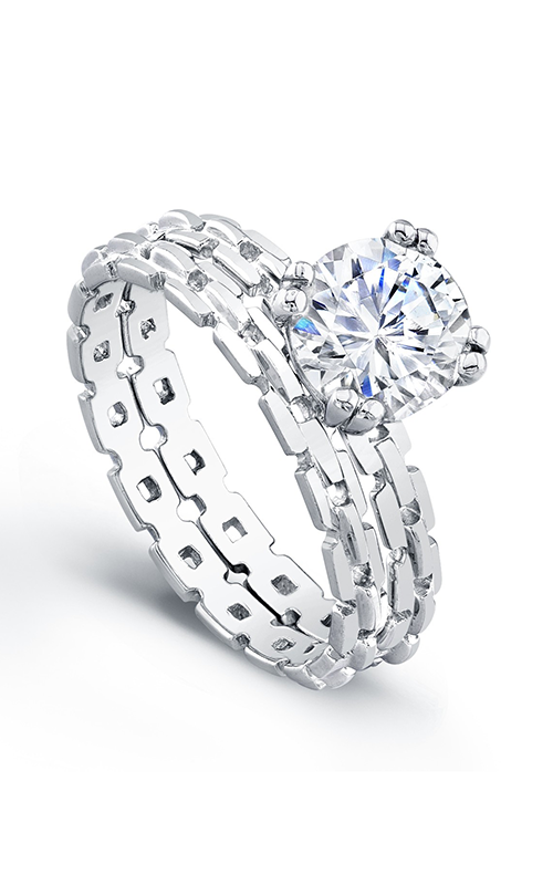 Beverley K Engagement Sets Engagement ring R4027C-DDCZ product image