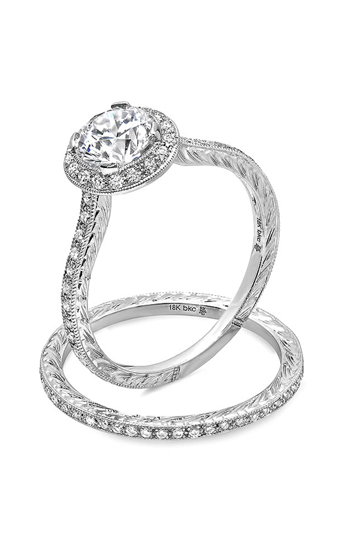 Beverley K Engagement Sets Engagement ring R9029C-DDCZ product image