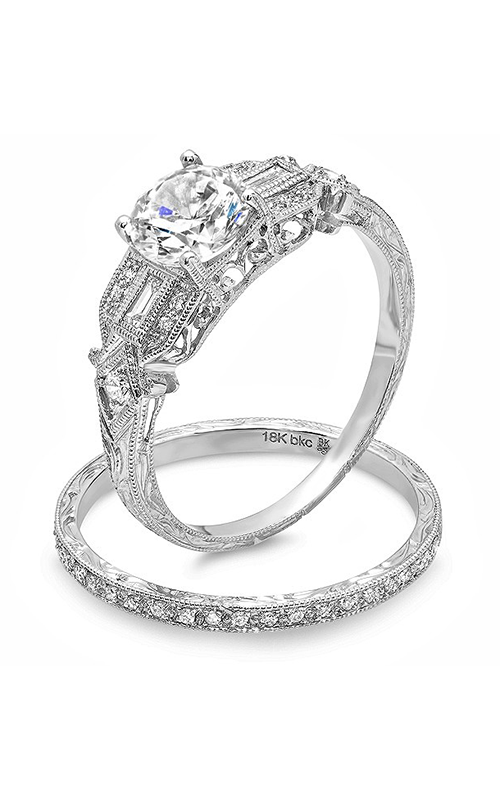 Beverley K Engagement Sets Engagement ring R9632C-DDCZ product image