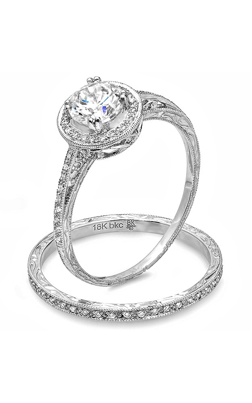 Beverley K Engagement Sets engagement ring R9636C-DDCZ product image