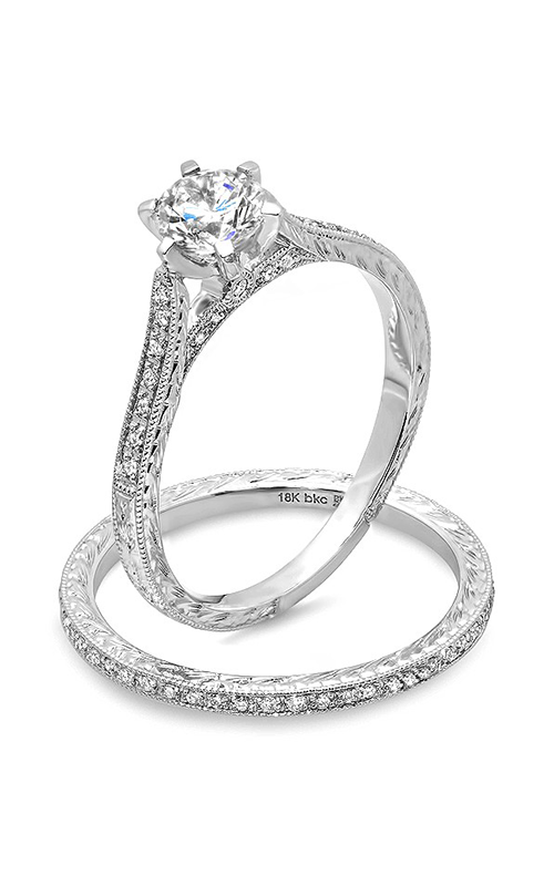 Beverley K Engagement Sets Engagement ring RTJ008C-DDCZ product image