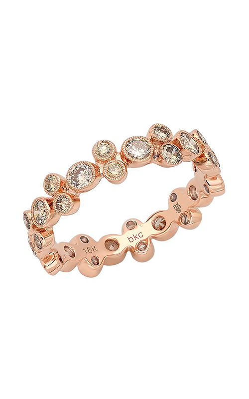 Beverley K Stackable wedding band R10005-COGNAC product image