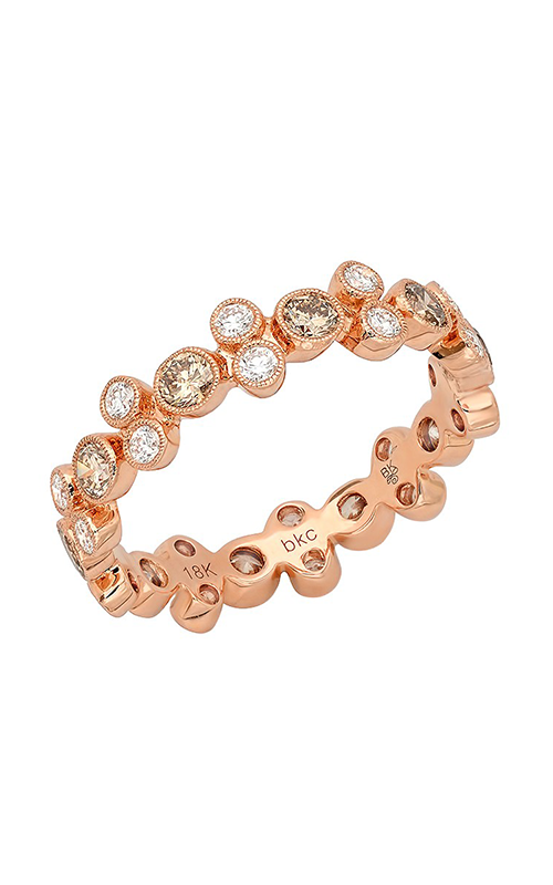 Beverley K Stackable Wedding band R10005-DCOGNAC product image