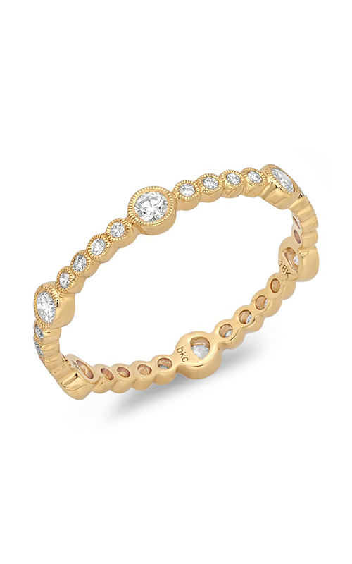 Beverley K Stackable wedding band R10020-DD product image