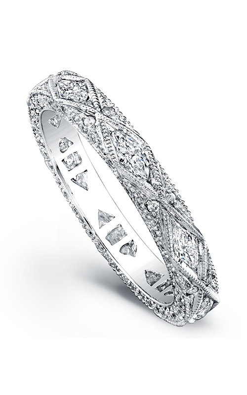 Beverley K Stackable Wedding band R1277- DD product image