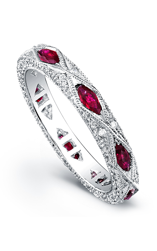 Beverley K Stackable wedding band R1277-DR product image