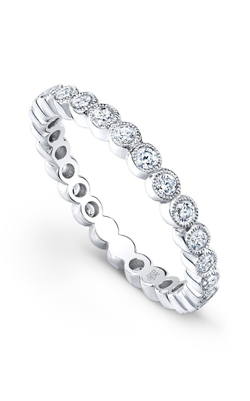 Beverley K Stackable Wedding band R129- DD product image