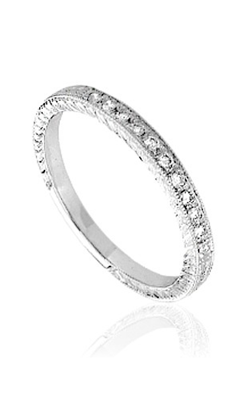 Beverley K Stackable Wedding band R198-DD product image