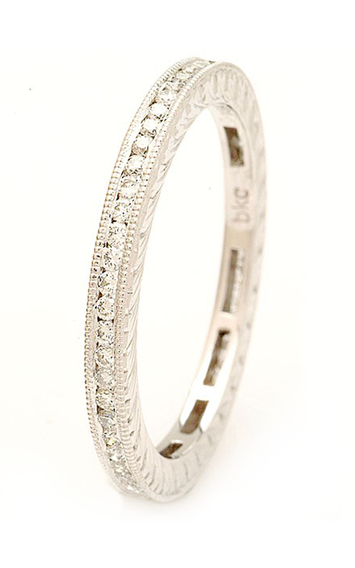 Beverley K Stackable wedding band R303-DD product image