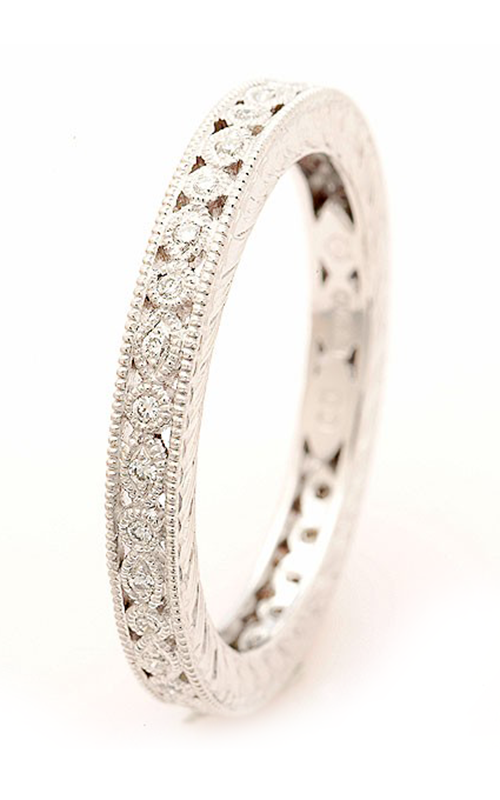 Beverley K Stackable Wedding band R311-DD product image