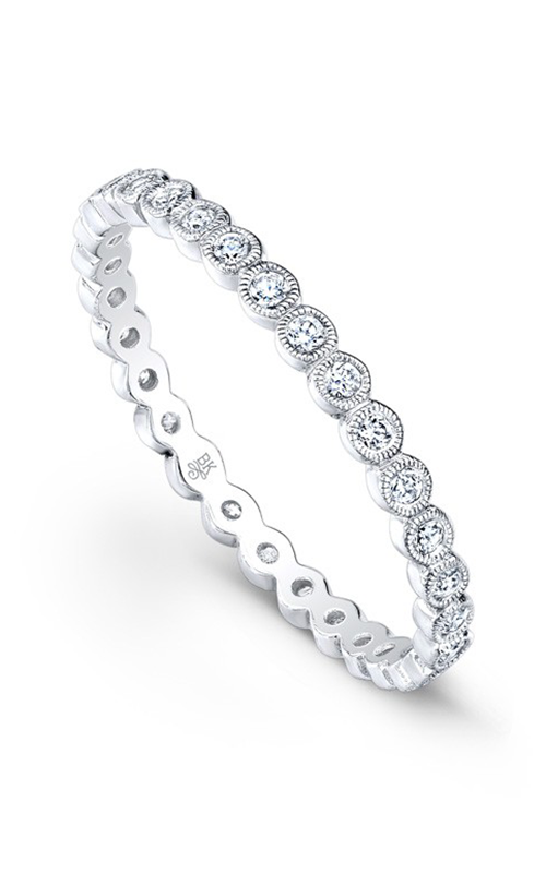 Beverley K Stackable Wedding band R4006-DD product image