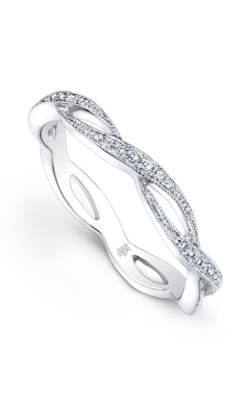 Beverley K Stackable wedding band R6625-DD product image