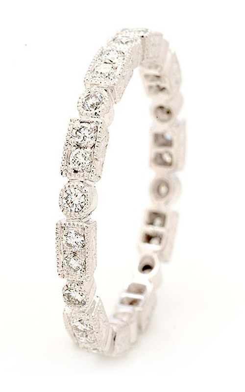 Beverley K Stackable Wedding band R806-DD product image