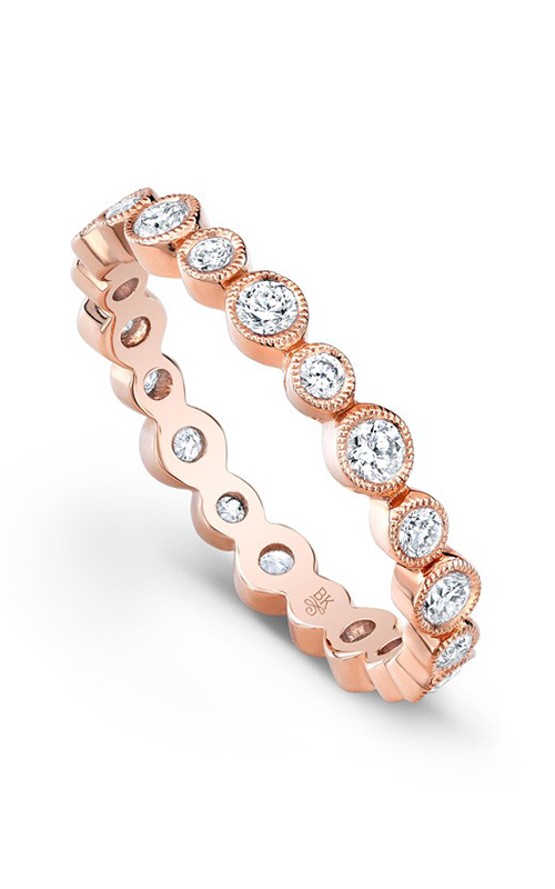 Beverley K Stackable Wedding band R9085-DD product image