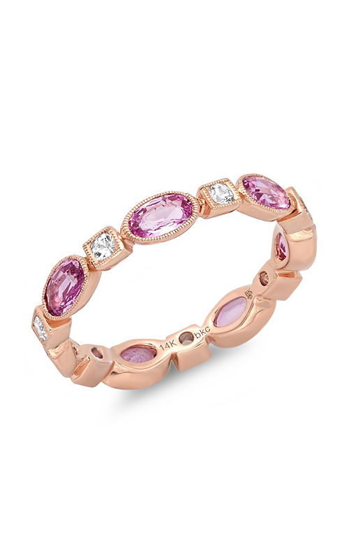 Beverley K Stackable Wedding band R9997-WSPS product image