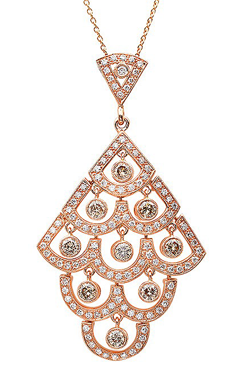 Beverley K Necklace C9944C-DCOGNAC product image