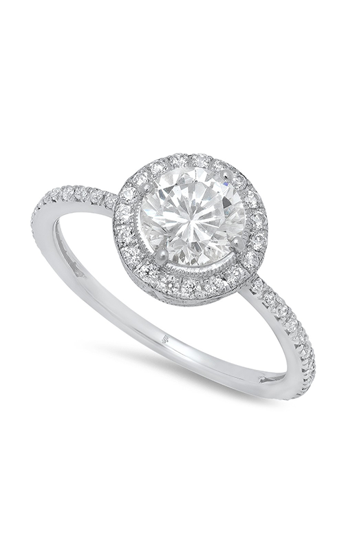 Beverley K Halo Engagement ring R9024 product image