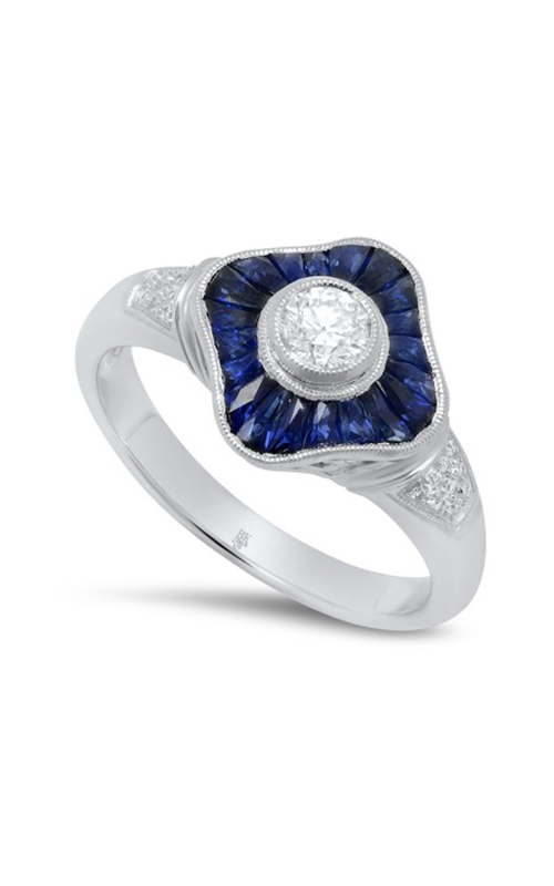 Beverley K Halo engagement ring R11806 product image