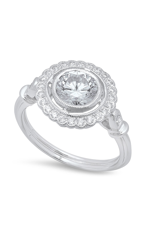 Beverley K Halo Engagement ring R11313 product image