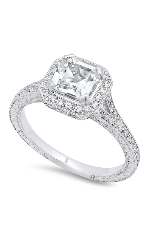Beverley K Halo engagement ring R1191 product image