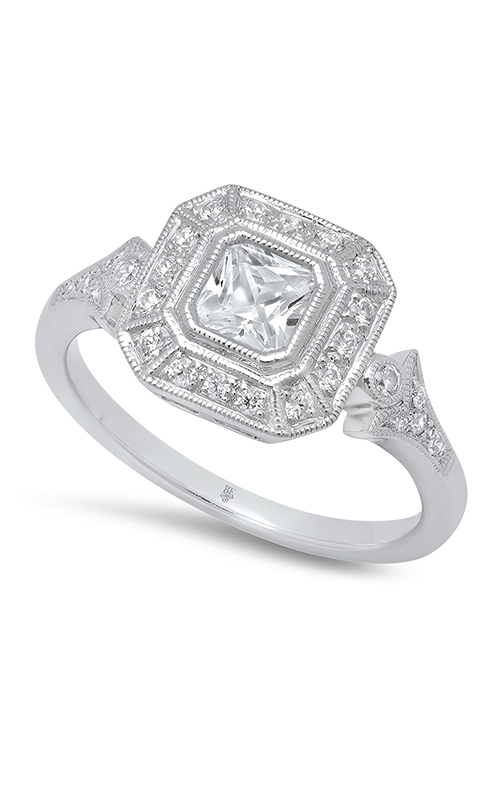 Beverley K Halo engagement ring R11101 product image