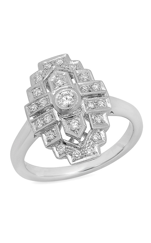 Beverley K Halo Engagement ring R11115 product image
