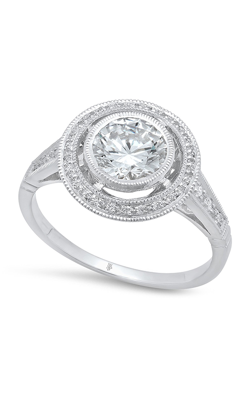 Beverley K Halo Engagement ring R9428 product image