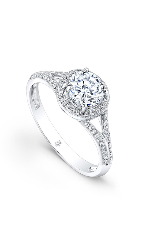 Beverley K Halo Engagement ring R9412 product image