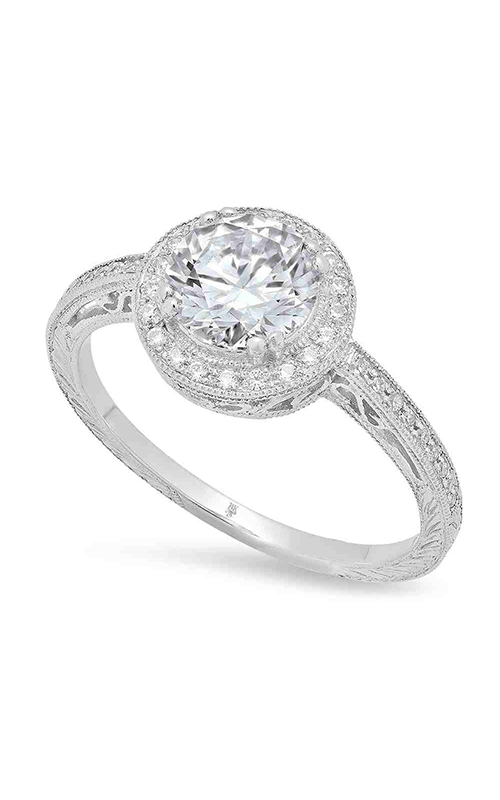 Beverley K Halo Engagement ring R863 product image