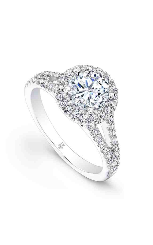 Beverley K Halo engagement ring R9136 product image