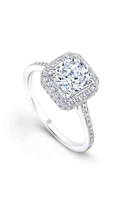 Beverley K Halo engagement ring R564 product image