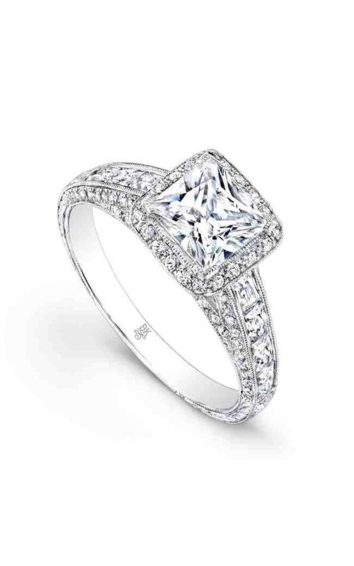 Beverley K Halo Engagement ring RTJ010 product image
