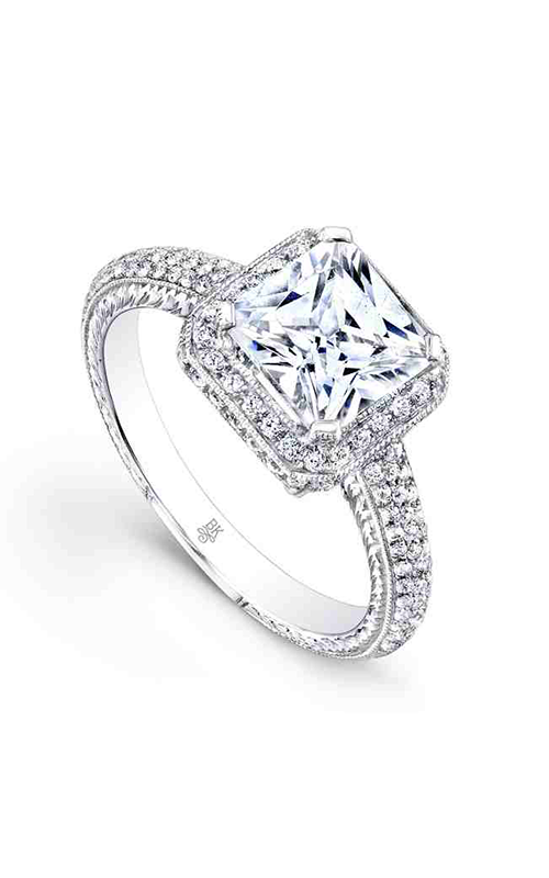 Beverley K Halo engagement ring R1174 product image
