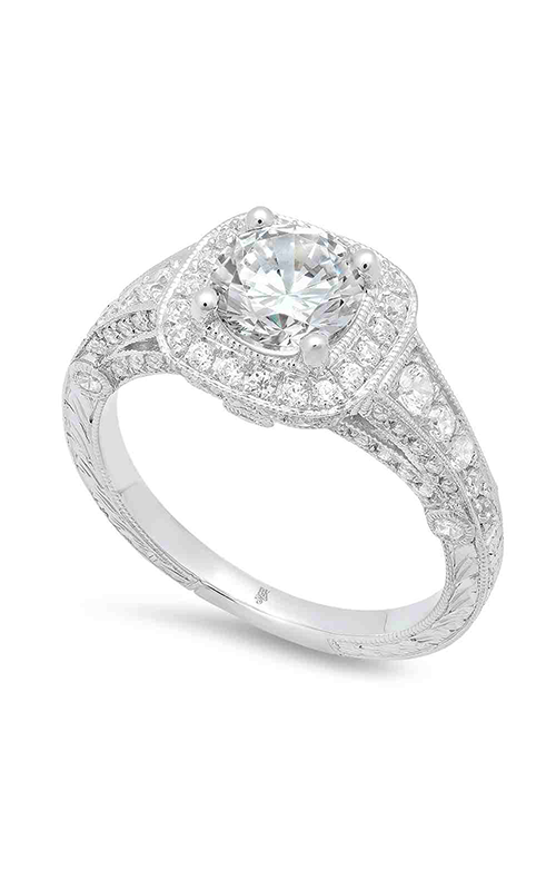 Beverley K Halo Engagement ring R288 product image