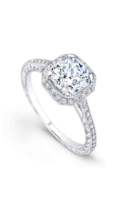 Beverley K Halo Engagement ring R9022 product image