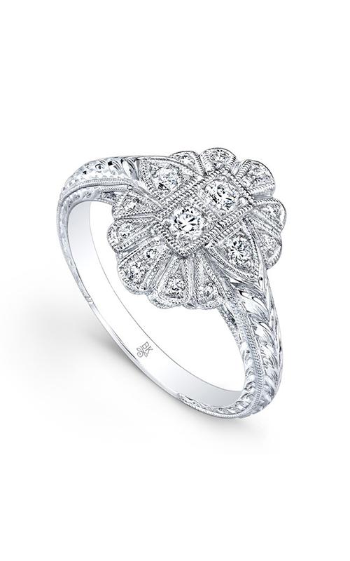 Beverley K Halo Engagement ring R9277 product image