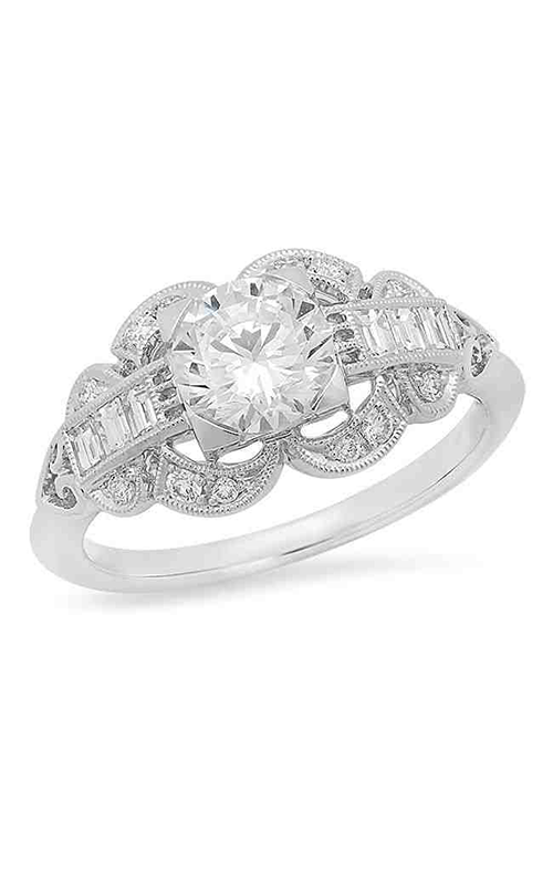 Beverley K Vintage engagement ring R11317 product image