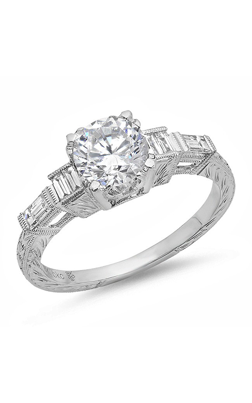 Beverley K Vintage Engagement ring R10099 product image