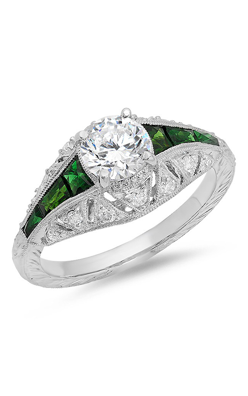 Beverley K Vintage engagement ring R10102 product image