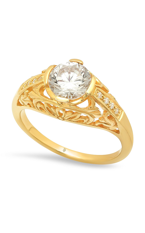 Beverley K Vintage engagement ring R10911 product image