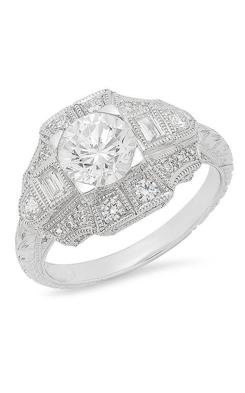 Beverley K Vintage engagement ring R9298 product image