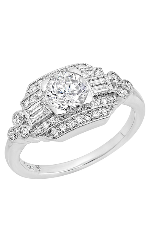 Beverley K Vintage engagement ring R10100 product image
