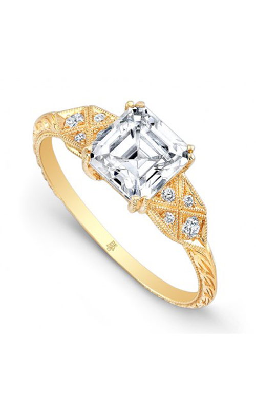 Beverley K Vintage Engagement ring R9665 product image