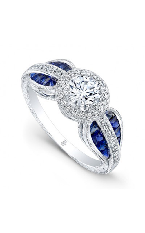Beverley K Vintage engagement ring R9662 product image