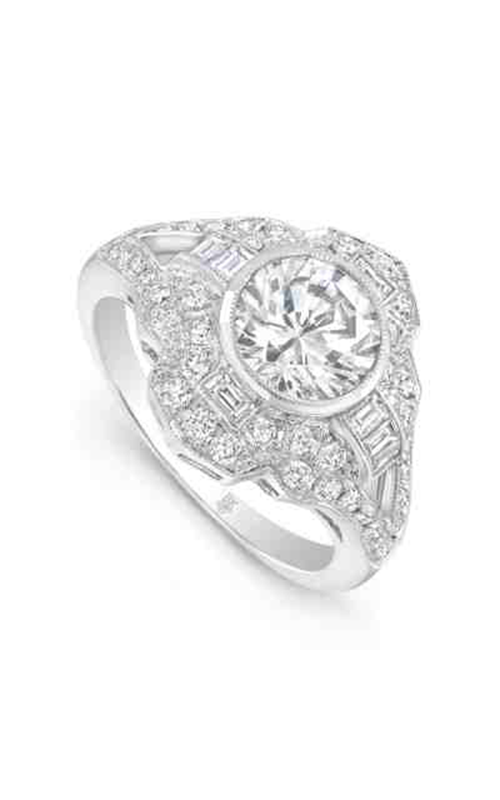 Beverley K Vintage Engagement ring R10547 product image