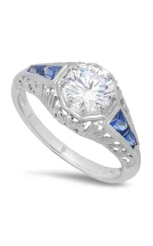 Beverley K Vintage Engagement ring R11639 product image