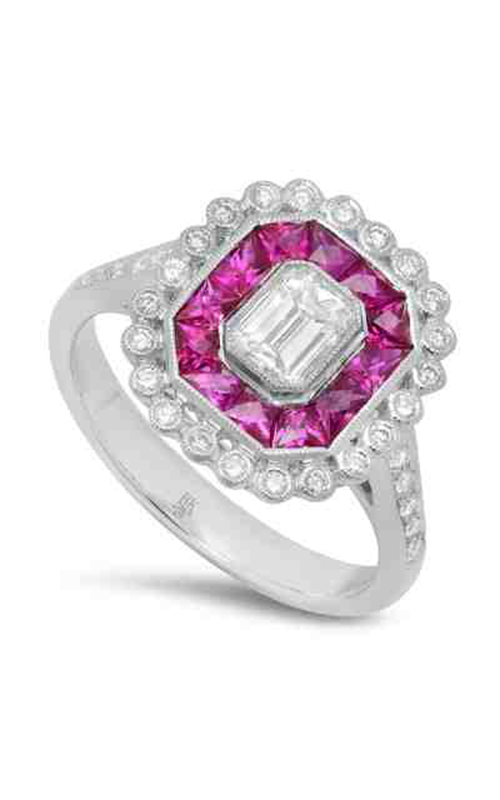 Beverley K Vintage Engagement ring R11617 product image