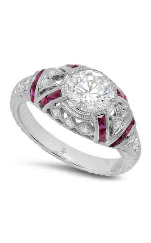 Beverley K Vintage Engagement ring R11543 product image