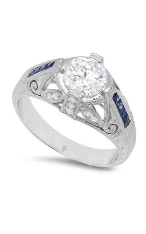Beverley K Vintage Engagement ring R11535 product image